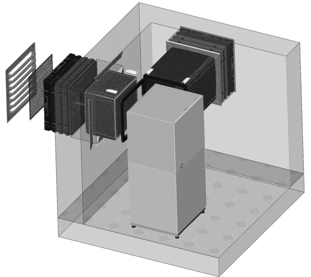 vorteile innenaufstellung luft wasser w rmepumpe p rie gmbh. Black Bedroom Furniture Sets. Home Design Ideas